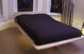 tension series floating bed 9 steps with pictures