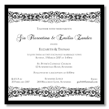 wedding template invitation cheap wedding invitations template best template collection