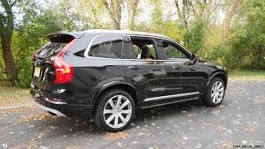 lexus rx volvo xc90 2017 volvo xc90 road test review by ken