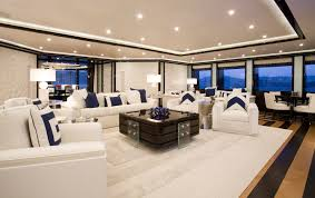 Yacht Interior Design Ideas by Get Inside This Luxury Yachts With Gorgeous Interiors
