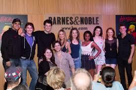 Barnes And Noble Cleveland Tn Coverage Heathers Cast Celebrates Album Release At Barnes U0026 Noble