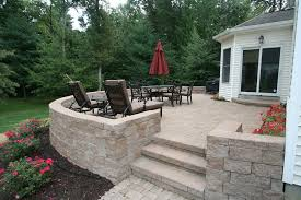 Backyard Paver Patio Designs Pictures Delightful Paver Patio Design Image Ideas With Outdoor