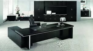 designer office desk glass office desk souskin com