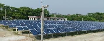 Solar Power Traffic Lights by Solar Electro Bangladesh Ltd