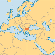Belgium Language Map Bulgaria Operation World