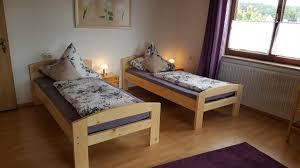 Schlafzimmer Betten H Fner Ferienwohnung Ferienwohnung Sirch Deutschland Diedorf Booking Com