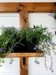 100 hanging wall planter shop woodland imports x copper