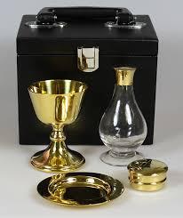 communion kits mass kits sick call sets archives collings church furnishings