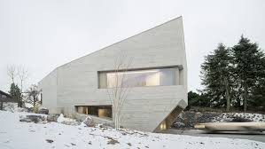 concrete homes curbed