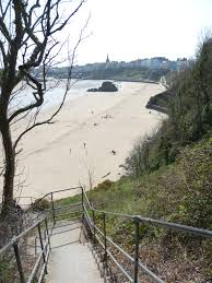 North Beach House Tenby Pembrokeshire Coastal Path South To North Part One White Gate