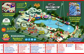Google Maps Orlando Fl by Kissimmee Theme Park Map Fun Spot Kissimmee Map