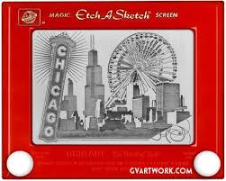 etch a sketch art by george vlosich iii koikoikoi