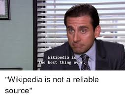 Meme Wikipedia - wikipedia is the best thing ever the office know your meme 100