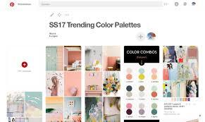 trending color palettes freelance webdesigner color palette picking best friend