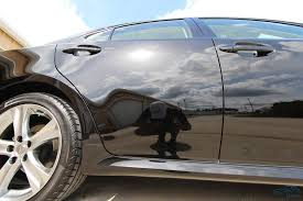 lexus repair atlanta georgia atlanta auto detailing company saves lexus paint from swirls