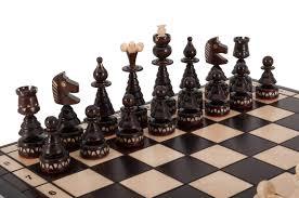 the christmas chess set house of staunton