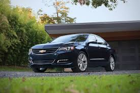 2016 chevy impala changes and updates gm authority