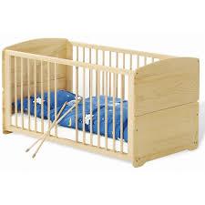 chambre bébé modulable lit bébé évolutif non traité träumerle 70x140cm pinolino natiloo