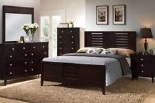 solid wood queen bedroom furniture sets ebay