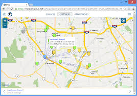 map usa route planner portatour multi stop route planner for sales reps