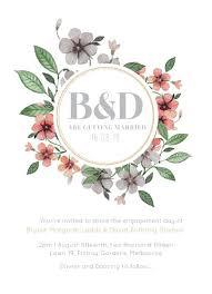 chain digital printing wedding invitations