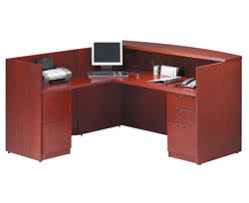 Reception Desk For Sale Used Used Receptions Desk For Sale