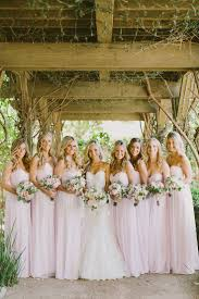 reasonable bridesmaid dresses best 25 blush pink bridesmaids ideas on pink