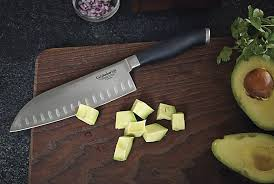 calphalon self sharpening 15 pc cutlery set with sharpin technology