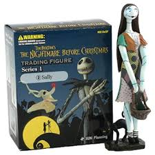 nightmare before trading figure series 1 sally 2