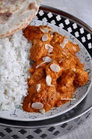 hervé cuisine butter chicken butter chicken recette indienne recettes by hanane