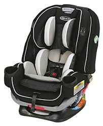 Comfortable Convertible Car Seat Amazon Com Graco 4ever Extend2fit All In One Convertible Car