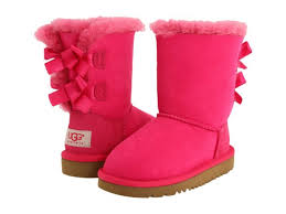 ugg boots australia pink ugg australia bailey bow boot cerise pink size us 11 eu 28