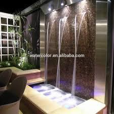 home decor waterfalls home decor wonderful indoor waterfall fountains plus modern art