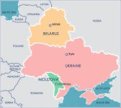 russia map belarus with ukraine crisis lukashenko between a rock and a place