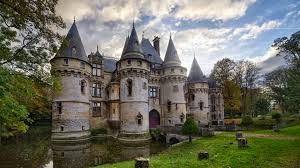 chateau homes the chateau de vigny