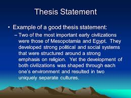 writing the thesis statement and dbq essay ppt video online download