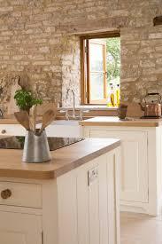 steinwand küche deko ideen für eine steinwand ideen top