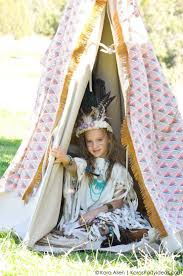 kara u0027s party ideas no sew diy sacagawea indian halloween costume