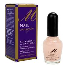nail magic 0 5oz nail hardener u0026 conditioner repair top base coat