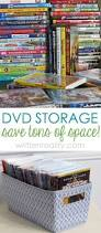 best 10 dvd storage solutions ideas on pinterest dvd wall shelf