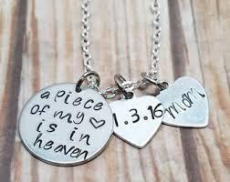 Custom Photo Necklace Memory Necklace Etsy
