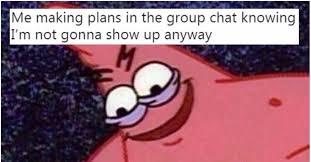 Patric Meme - evil patrick star is the bleak meme we deserve vice