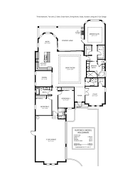 3 car garage dimensions ruffino ii floorplan stock
