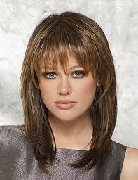 shoulder length haircut with side bangs flightforward us 10 oct
