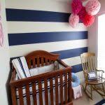 Nautical Themed Baby Rooms - baby room nautical theme bedroom window treatment ideas