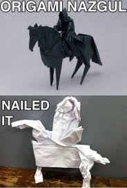 dopl3r com memes origami nazgul nailed it