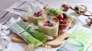 cara membuat thai tea latte quick easy recipe matcha pudding with allure green tea latte