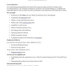 Best Objective Resume by Innovational Ideas Best Objective For Resume 8 Best Objective For
