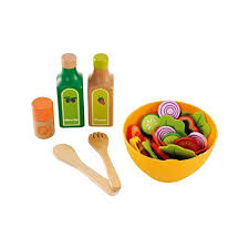 jouet enfant cuisine hape cuisine set de salade jouet en bois enfant 3 ans dinette un