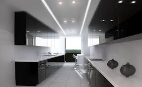 Kitchen Cabinet Finishes Ideas Modern White Kitchens White Laminated Wooden Kitchen Cabinet L